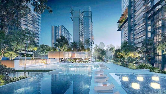 Jadescape Condo Facilities | PropertyProSG