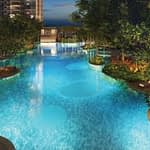 The Florence Residences Swimming pool