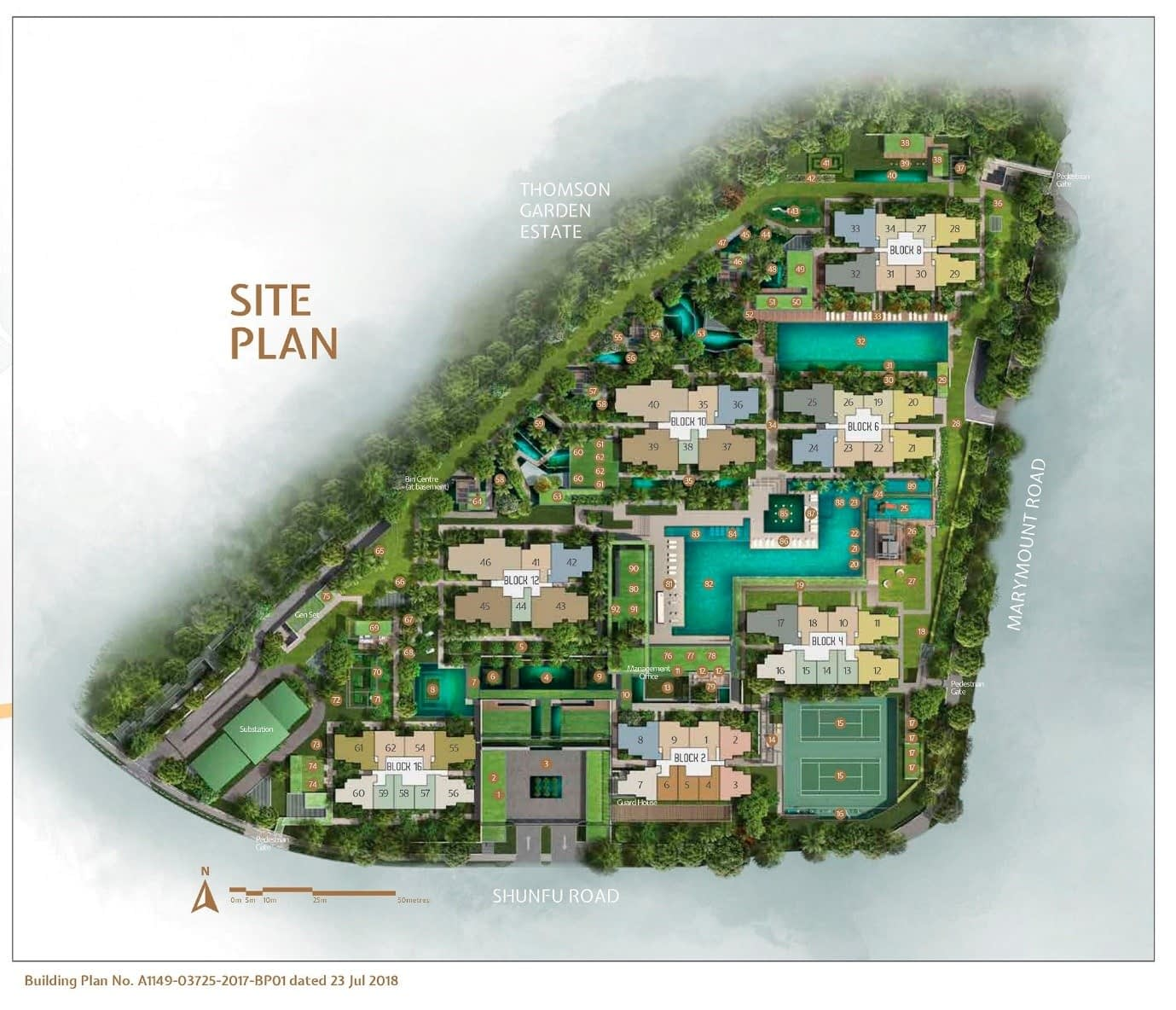 Jadescape Sitemap | Propertyprosg